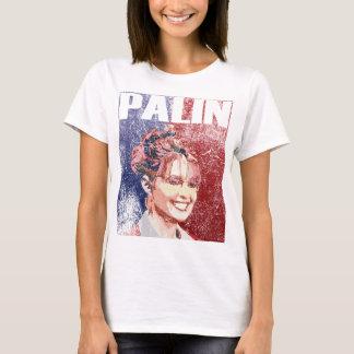 Eliminado vintage Palin Playera