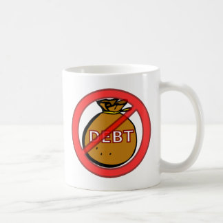Eliminate Debt Coffee Mug