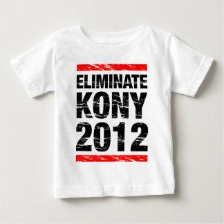 Eliminate Kony 2012 Baby T-Shirt