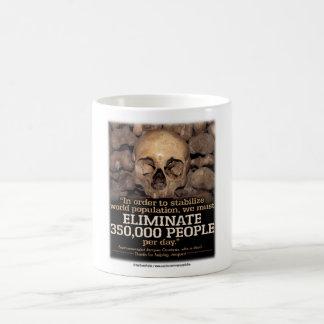 Eliminate People Mug