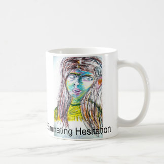 Eliminating Hesitation Coffee Mug
