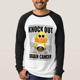 Elimine al cáncer de cerebro playera