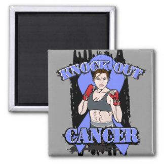 Elimine al cáncer del esófago iman de frigorífico