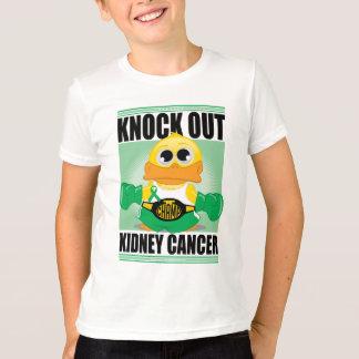 Elimine al cáncer del riñón playera