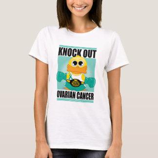 Elimine al cáncer ovárico playera