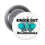 Elimine el escleroderma pins