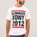 Elimine Kony 2012 Playera