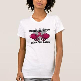 Elimine la anemia de la célula falciforme camisetas