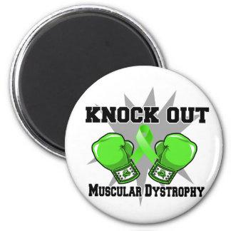 Elimine la distrofia muscular imán de frigorífico