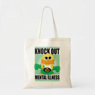 Elimine la enfermedad mental bolsas