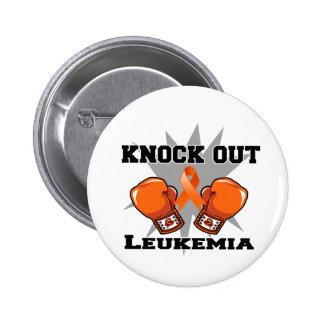 Elimine la leucemia pin