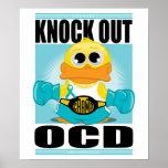 Elimine OCD Posters