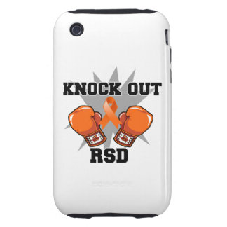 Elimine RSD iPhone 3 Tough Protectores