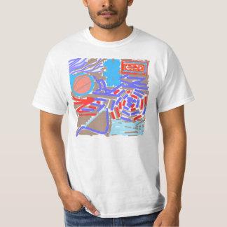 """""""Eliminó"""" diseños de la camiseta"""