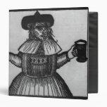 Elinour Rummin, purveyor of Pimlico Ale, c.1609 Vinyl Binder