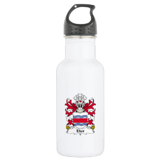 Eliot Family Crest 18oz Water Bottle