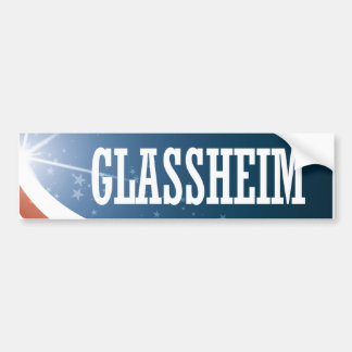 Eliot Glassheim 2016 Bumper Sticker