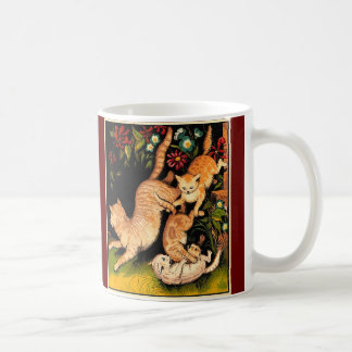 Eliot's Practical Cats Personalized Coffee Mug