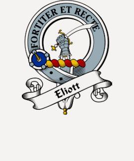 Eliott Clan Badge Shirt