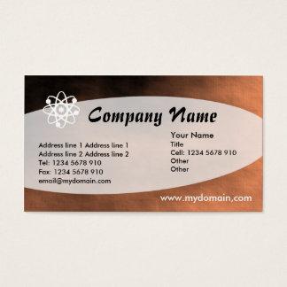 Eliptical - Martian Sandstorm Business Card