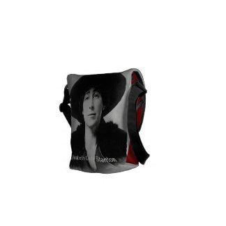 Elisabeth Cady Stanton Courier Bag