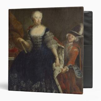 Elisabeth Christine von Braunschweig as Queen Binder