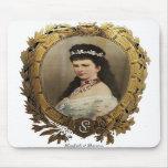 Elisabeth de Baviera Mousepad Alfombrillas De Ratones