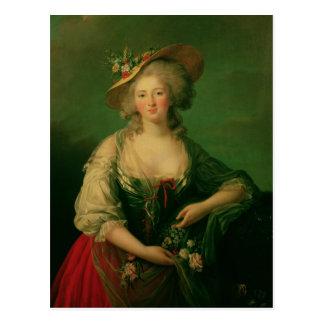 Elisabeth de Francia llamó a señora Elizabeth Postal