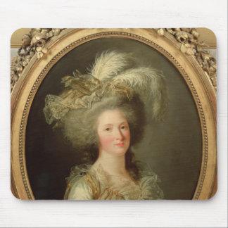 Elisabeth of France  called Madame Elisabeth Mousepads