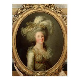 Elisabeth of France  called Madame Elisabeth Postcard