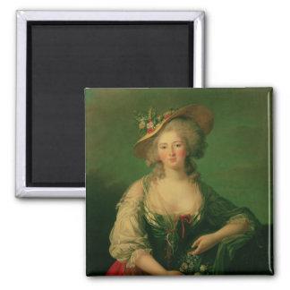 Elisabeth of France  called Madame Elizabeth Magnet