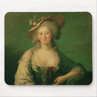 Elisabeth of France  called Madame Elizabeth Mouse Pad