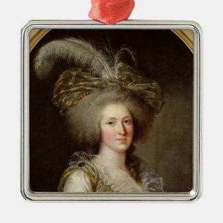 Elisabeth of France Metal Ornament