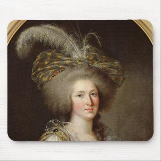 Elisabeth of France Mousepad
