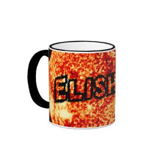 Elisheva - It's A Sunny Day Ringer Mug