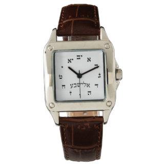 Elisheva Time Watch