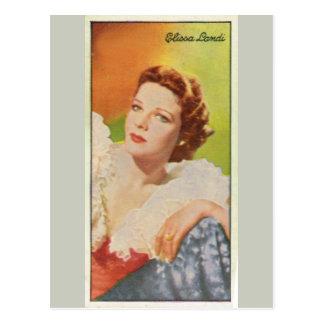 Elissa Landi Postcard