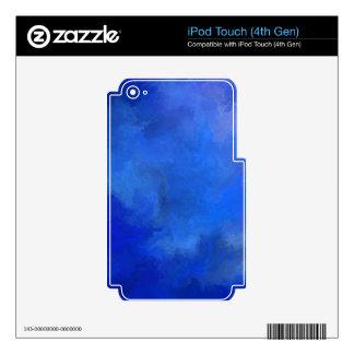 Elissima V1 - criatura subacuática iPod Touch 4G Skin