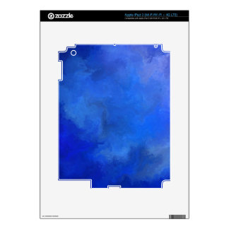 Elissima V1 - underwater creature iPad 3 Decal