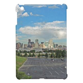 Elitch Gardens and the Downtown Denver Colorado Sk iPad Mini Case