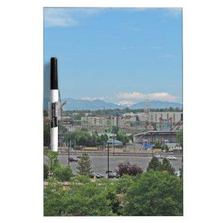 Elitch Gardens Denver Dry Erase Board