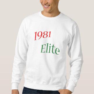 Élite 1981 sudadera