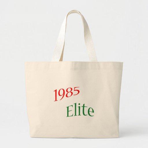 Élite 1985 bolsa tela grande