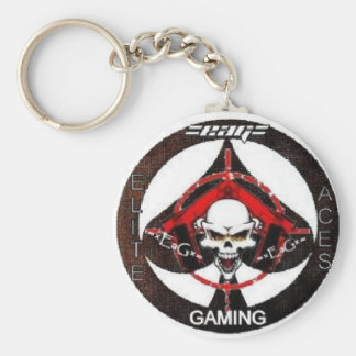 Elite Aces Gaming KeyChain