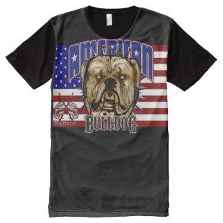 ElitE American Bulldog All-Over Print T-shirt