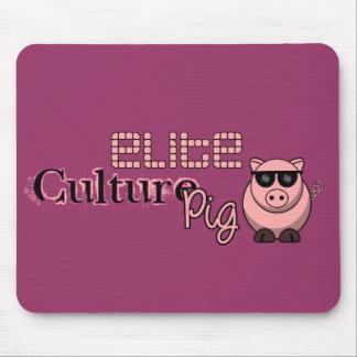 Elite Culture Pig Mousepads