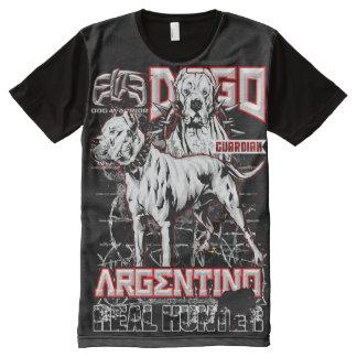 Elite Dogo Argentino All-Over-Print T-Shirt