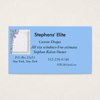 Elite Fancy Business Card