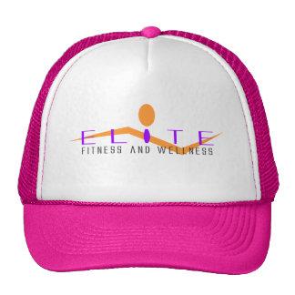 Elite Fitness and Wellness 3 Mesh Hat