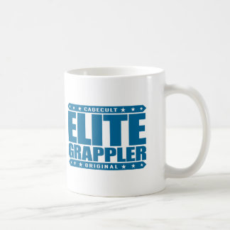 ELITE GRAPPLER - Greatest in Brazilian Jiu-Jitsu Coffee Mug